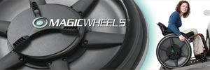 Geared wheelchairs